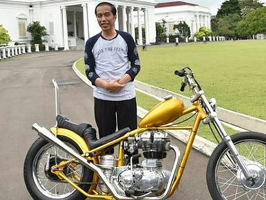 Berita Motor Jokowi Hari Ini Kabar Terbaru Terkini Www Sempugi