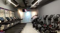 Fasilitas Anytime Fitness, Jakarta, pusat kebugaran yang buka 24 jam. (Foto: Liputan6.com/Giovani Dio)