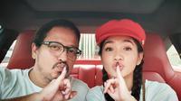Angel Karamoy dan Jose Poernomo (Sumber: Instagram/josepoernomo)