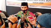 Ketua KPU Mamuju Hamdan Dangkang