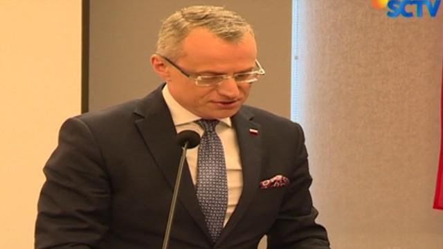 Duta Besar Indonesia untuk Polandia, Peter Gontha, optimistis kerjasama ekonomi dan bisnis akan menguntungkan kedua negara.