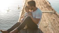 ilustrasi single parent/Photo by Caleb Jones on Unsplash