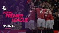 Berita video jadwal Premier League 2019-2020 pekan ke-16. Derbi Manchester City vs Manchester United, Minggu (8/12/2019) di Etihad Stadium.