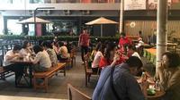 Surabaya punya food court Instagramable yang wajib dikunjungi! (Sumber: Instagram/@bakso.solo5758.gwalk)