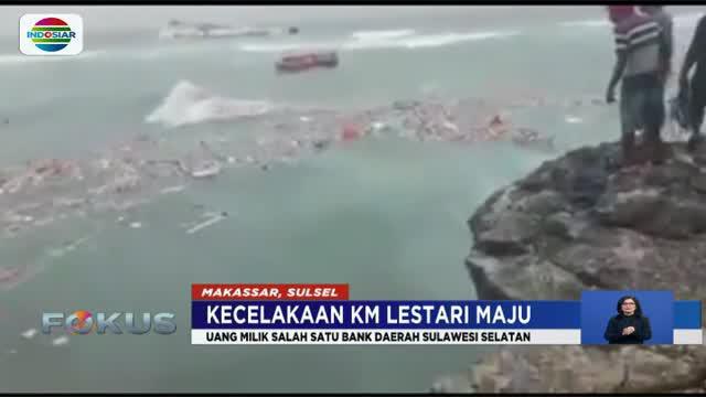 Uang milik salah satu bank daerah di Sulawesi Selatan sedianya akan digunakan untuk membayar gaji ke-13 PNS di Kepulauan Selayar.