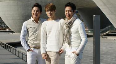Jaejoong Wamil, Junsu dan Yoochun Beri Dukungan