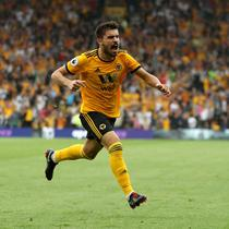 Ruben Neves. (dok. Premier League)