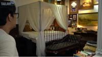 Mengintip Kamar Tidur Ahmad Dhani, Kamar Mandinya Luas bak Salon Mewah. foto: Youtube 'TAULANY TV'