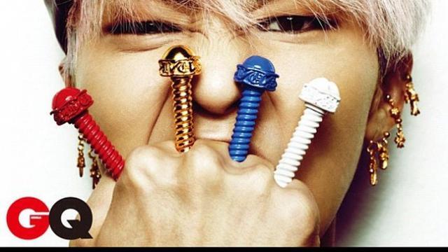 10 Artis Korea dengan `Piercing` Terkeren