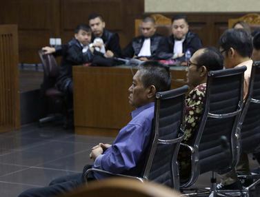 Diyakini Terima Suap, Dua Hakim PN Jakarta Selatan Dituntut 8 Tahun Penjara