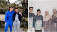 Momen Kenangan Irwansyah dan Sang Papa. (Sumber: Instagram.com/irwansyah_15 /zaskiasungkar15)