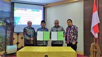 ementerian Ketenagakerjaan menjalin kerjasama dengan pemerintah Kabupaten Kuolon Progo dalam bentuk program Pilot Project.