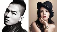 Ia membawakan tiga lagu solo, Eyes Nose Lips, Wake Me Up, dan I Need A Girl. Selain itu menyanyikan lagu BigBang, Bang Bang Bang dan Fantastic Baby. (fotO: allkpop.com)