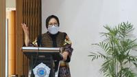 Menteri Sosial (Mensos) Tri Rismaharini