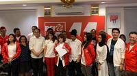 Ketua Umum Partai Solidaritas Indonesia (PSI) Grace Natalie. (psi.id)