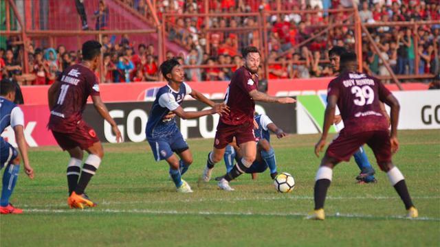 Image Result For Kalteng Putra Vs Barito Putera