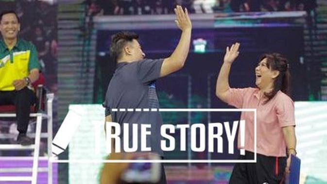 True Story Tak Cuma Prestasi, Kisah Cinta Pasangan Altet -2621