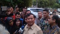 Ketua Umum Gerindra Prabowo Subianto (Merdeka.com/Muhammad Genanta)