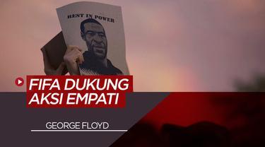 Berita Video FIFA Mendukung Aksi Jadon Sancho dan Pesepak Bola Lainnya yang Berempati kepada George Floyd