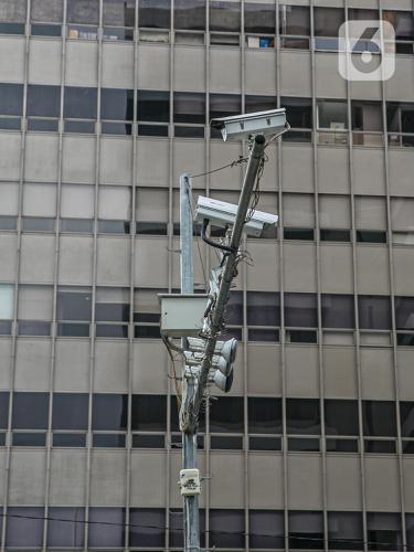 100 Kamera ETLE Ditargetkan Terpasang di Jalan Utama Jakarta