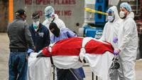 Kematian warga AS akibat COVID-19 tembus angka 500.000. (Foto: AP)