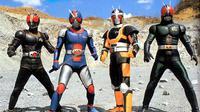 Kamen Rider Black RX. (Ishimori Productions / Toei Company)