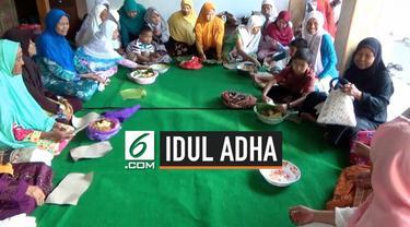 Pemeluk Islam Aboge baru melaksanakan ibadah Salat idul Adha hari ini. Pemeluk Islam Aboge berpedoman pada hitungan kalender jawa.