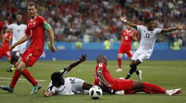 Swiss, Kosta Rika, Piala Dunia 2018