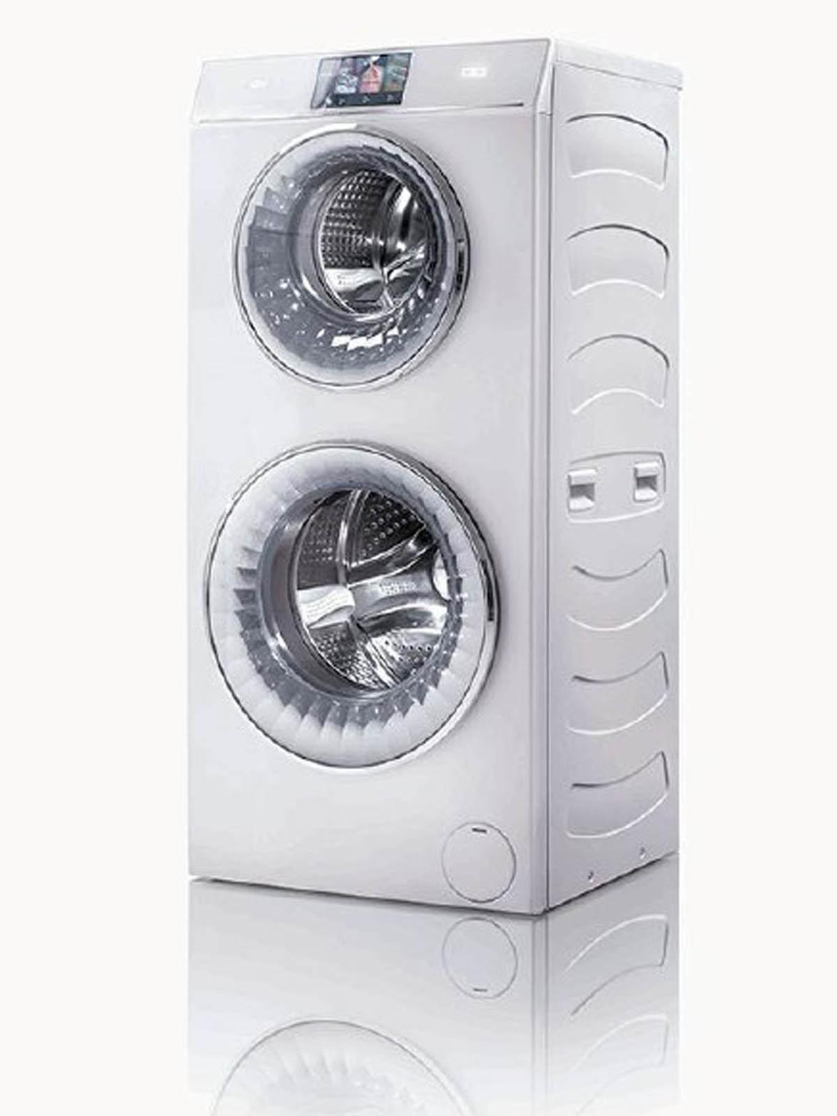 Mesin Cuci Aqua Duo FQW-1600TD