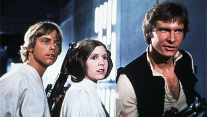 Salah satu adegan dalam film Star Wars Episode IV: A New Hope (Wikipedia/Fair Use)