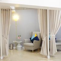 Fasilitas Mother's Room Senayan City untuk kenyamanan ibu dan bayi. (Foto: Dok. Senayan City)