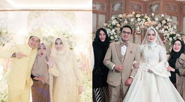 Pasangan yang Menikah Menggunakan Jasa WO Rina Gunawan