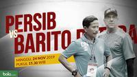 Shopee Liga 1 2019: Persib Bandung vs Barito Putera. (Bola.com/Dody Iryawan)