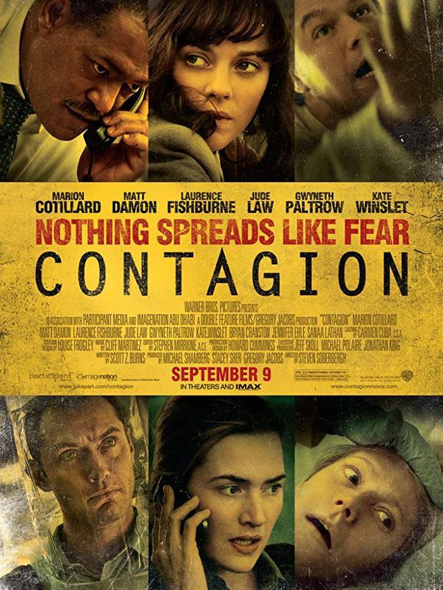 Film Contagion Sudah Ramal Wabah Virus Corona Sejak 9 Tahun Lalu ...
