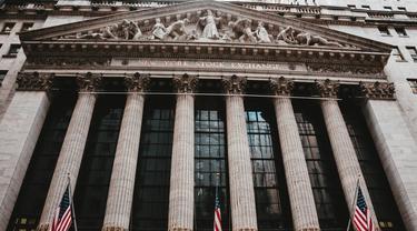 Pasar Saham AS atau Wall Street.Unsplash/Aditya Vyas
