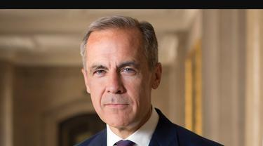 Gubernur Bank Inggris Mark Carney.