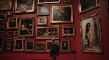Ilustrasi museum (unsplash)