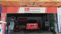 Daihatsu menyediakan posko siaga dan bengkel siaga selama periode libur Lebaran 2019.