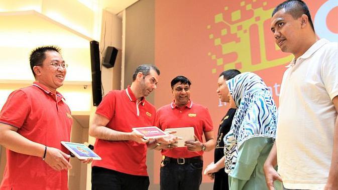 ISAT Indosat Ooredoo Gelar Kelulusan Peserta IDCamp 2019 - Tekno Liputan6.com