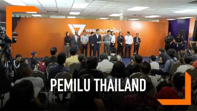 Partai Palang Pracharat yang dekat dengan militer mengklaim sebagai pemenang Pemilu di Thailand. Mereka bersiap untuk berkomunikasi dengan partai lain untuk membentuk pemerintahan.