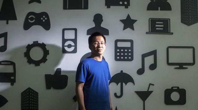 Zhang Yiming, Founder dan CEO Bytedance Ltd. Dok: Giulia Marchi/Bloomberg