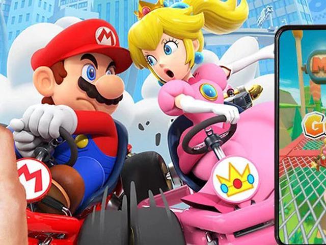 Ini Tanggal Peluncuran Fitur Multiplayer Di Mario Kart Tour Tekno Liputan6 Com