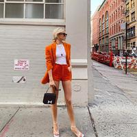Tren warna dari New York Fashion Week (Instagram @carodaur)
