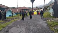 Umat Muslim Tengger Jaga Perayaan Nyepi di Gunung Bromo (Liputan6.com/Dian Kurniawan)