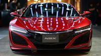 Honda NSX hadir di Galeri Honda di Senayan City (Foto: HPM)