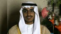 Hamza bin Laden (CIA via AP)