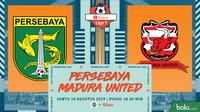 Shopee Liga 1 - Persebaya Surabaya Vs Madura United (Bola.com/Adreanus Titus)