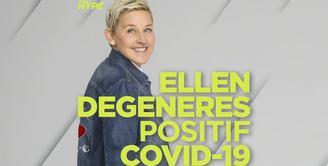 Ellen DeGeneres Positif Covid-19, Syuting The Ellen Show Dihentikan