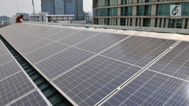 Pemanfaatan Sumber Energi Alternatif - Extra