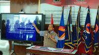 Kepala Pusat Data, Informasi, dan Hubungan Masyarakat BNPB Sutopo Purwo Nugroho. (Liputan6.com/Nafiysul Qodar)